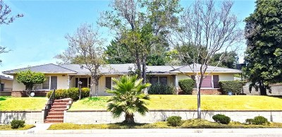 Alhambra Single Family Home For Sale: 2405 South Westboro Avenue