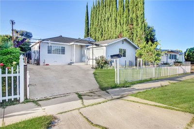 Reseda Single Family Home For Sale: 19223 Welby Way