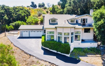 Canyon Country Single Family Home For Sale: 16302 Placerita Canyon Road