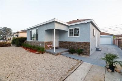 Montebello Single Family Home For Sale: 2320 West Repetto Avenue