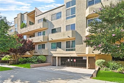 Sherman Oaks Condo/Townhouse For Sale: 14569 Benefit Street #304