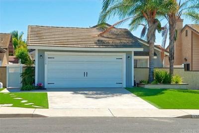 Moorpark Single Family Home For Sale: 13020 East Mesa Verde Drive