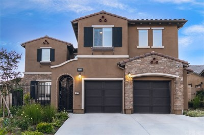 Simi Valley Single Family Home For Sale: 2835 Big Sky Place North
