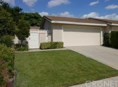 Valencia Single Family Home For Sale: 25626 Ramada Drive