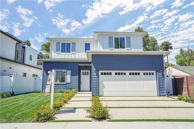Sherman Oaks Single Family Home For Sale: 14655 McCormick Street