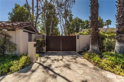 Tarzana Single Family Home For Sale: 5143 Otis Avenue
