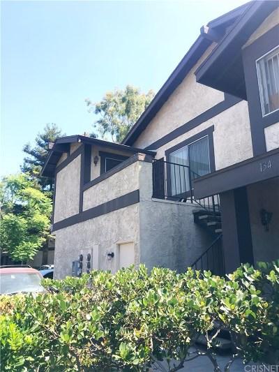 Panorama City Condo/Townhouse For Sale: 9800 Vesper Avenue #133