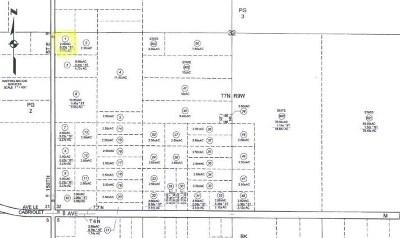 Lancaster Residential Lots & Land For Sale: Vac/150 Ste/Ave L8