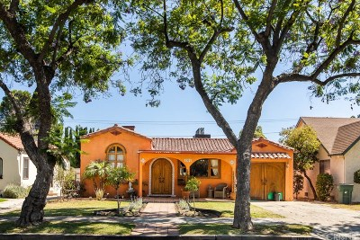 Pasadena Single Family Home For Sale: 1904 Wagner