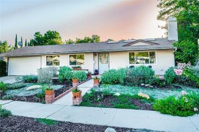 West Hills Single Family Home For Sale: 7501 Minstrel Avenue