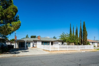 Palmdale Single Family Home For Sale: 38211 17th Street East