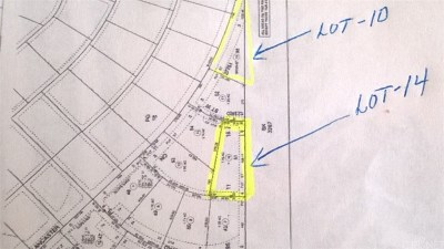 Lancaster Residential Lots & Land For Sale: 99999 Vac/Cor Avenue I/123 Stw