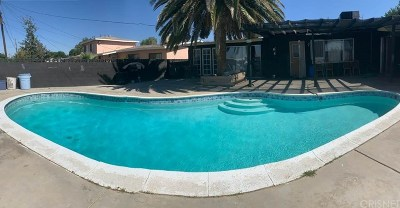 Palmdale Single Family Home For Sale: 1759 Sweetbrier Street