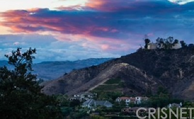 Calabasas Single Family Home For Sale: 3408 Lilac Trails