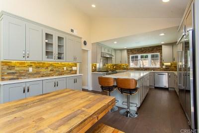 Northridge Single Family Home For Sale: 17931 Malden Street