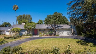 Northridge Single Family Home For Sale: 8421 Jamieson Avenue