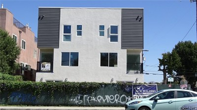 North Hollywood Condo/Townhouse For Sale: 10545 Addison Street