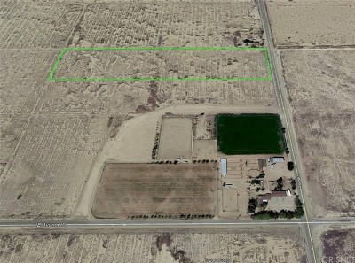 Lancaster Residential Lots & Land For Sale: 6000 Vic Ave E12 & 60th E