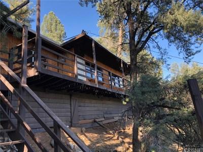 Frazier Park Single Family Home For Sale: 444 Border Court