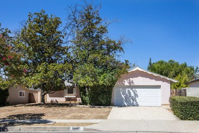 Chatsworth Single Family Home For Sale: 10047 Oso Avenue