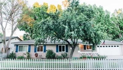 Single Family Home For Sale: 6654 Aqueduct Avenue