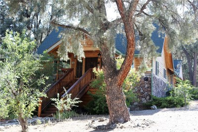 Pine Mountain Club CA Single Family Home For Sale: $278,500