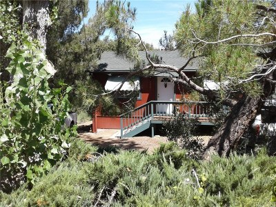 Pine Mountain Club CA Single Family Home For Sale: $230,000