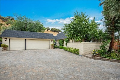 Encino Single Family Home For Sale: 4510 Charmion Lane