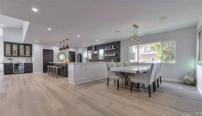 Encino Single Family Home For Sale: 4951 Zelzah Avenue