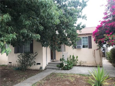 Encino Single Family Home For Sale: 5606 Lindley Avenue