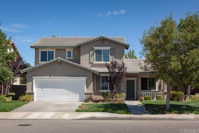 Lancaster Single Family Home For Sale: 6311 Starview Drive