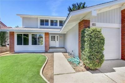 Agoura Hills Single Family Home For Sale: 5421 Jon Dodson Drive