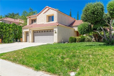Palmdale Single Family Home For Sale: 38331 La Loma Avenue