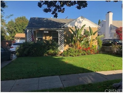 Los Angeles Single Family Home For Sale: 3237 Cardiff Avenue