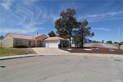 Palmdale Single Family Home For Sale: 6014 Katrina Place