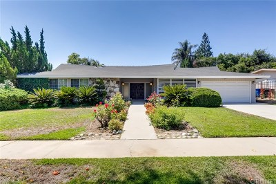 Northridge Single Family Home For Sale: 19200 Dearborn Street