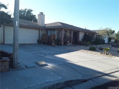 Palmdale Single Family Home For Sale: 37825 Princely Court