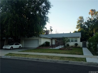 Woodland Hills CA Single Family Home For Sale: $675,000