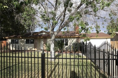 Lancaster Single Family Home For Sale: 44750 20th Street West