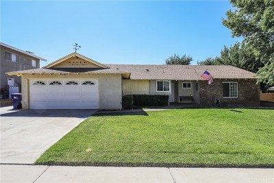 Los Angeles County Single Family Home For Sale: 41811 Shain Lane