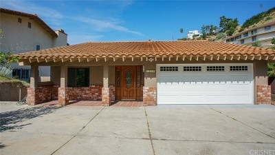 Burbank Single Family Home For Sale: 1214 East Tujunga Avenue