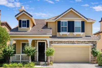 Valencia CA Single Family Home For Sale: $659,888
