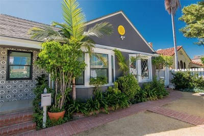 Los Angeles County Residential Income For Sale: 807 North Curson Avenue