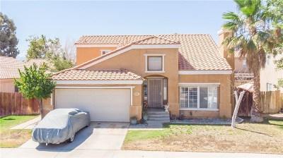 Palmdale Single Family Home For Sale: 2148 Mark Avenue