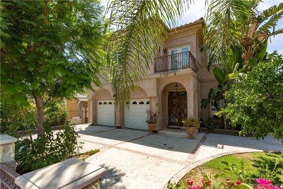 Burbank Single Family Home For Sale: 147 North Sparks Street