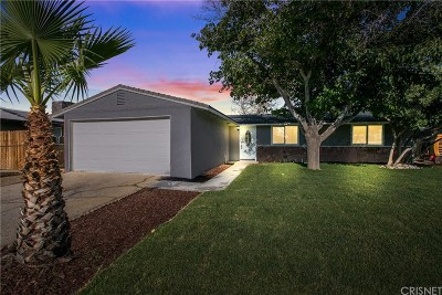 Palmdale Single Family Home For Sale: 38532 Lilacview Avenue