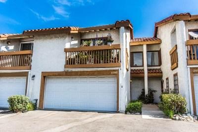 Santa Clarita, Canyon Country, Newhall, Saugus, Valencia, Castaic, Stevenson Ranch, Val Verde Condo/Townhouse For Sale: 20969 Judah Lane #33