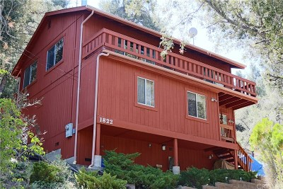 Pine Mountain Club CA Single Family Home For Sale: $249,900
