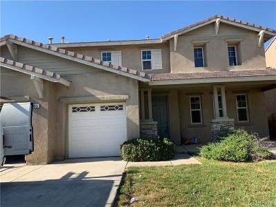 Lancaster Single Family Home For Sale: 4807 West Avenue J3