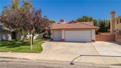 Lancaster Single Family Home For Sale: 3112 Pearlwood Drive